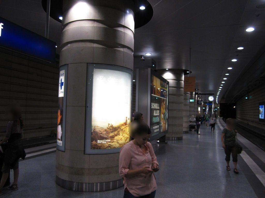 Hbf, Bahnsteig 1/2 /3 S -2