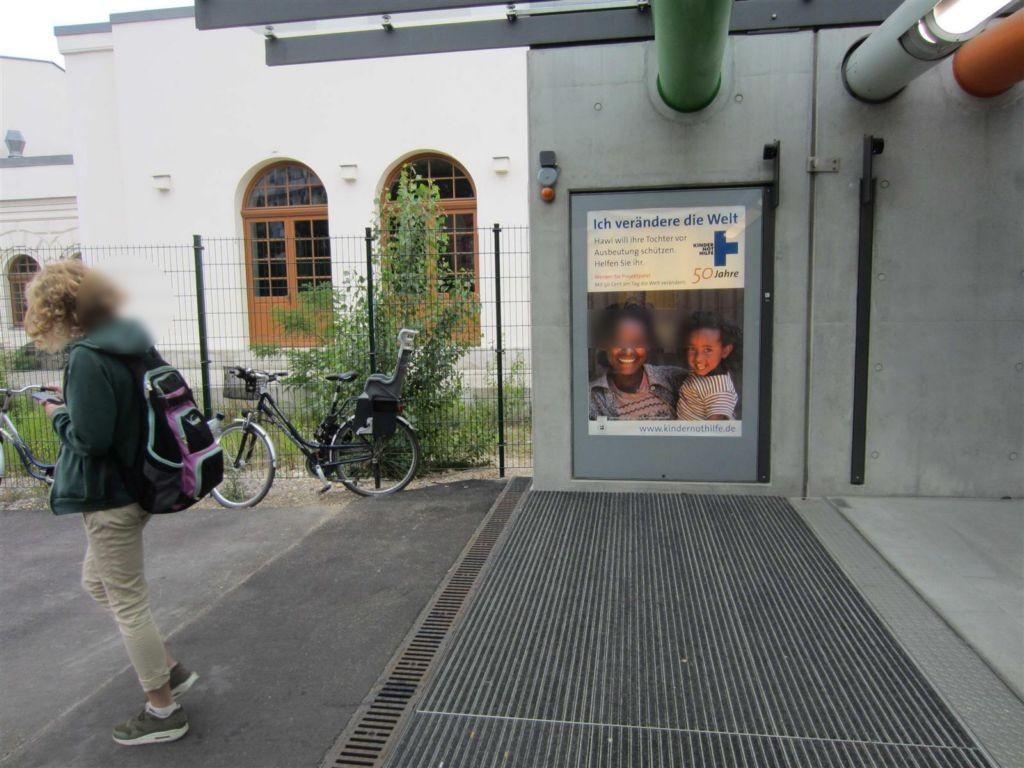 City-Tunnel/Station Bayrischer Bahnhof/Str.18 Okt