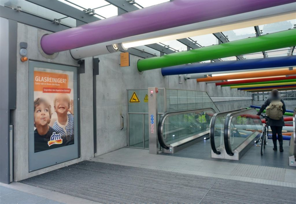 City-Tunnel/Station Bayrischer Bahnhof/AG Bayr. Pl