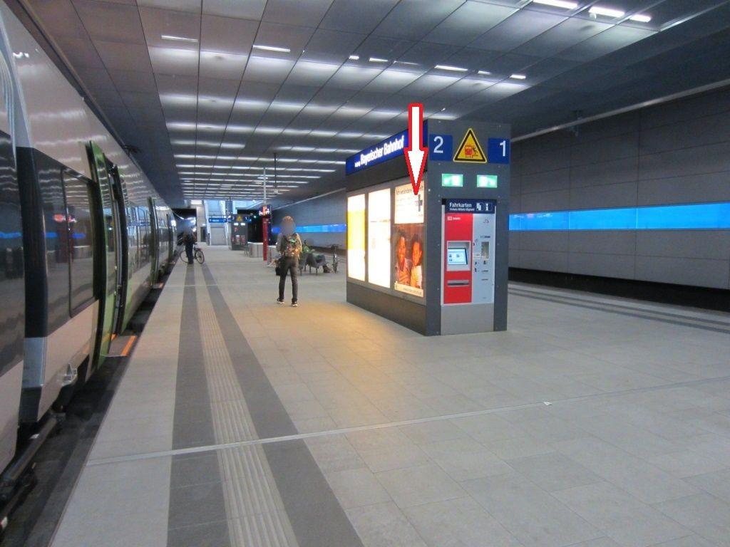 City-Tunnel/Station Bayrischer BH/in Infowand/BS 2