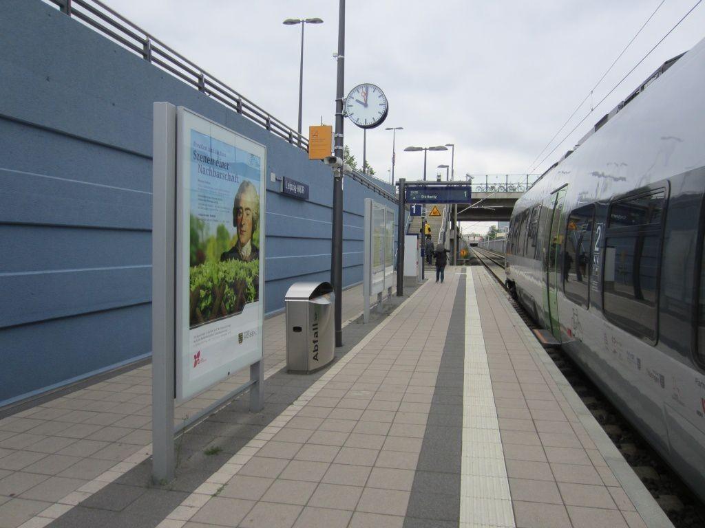 City-Tunnel/Station Semmelweisstr./Bstg. 1-VS