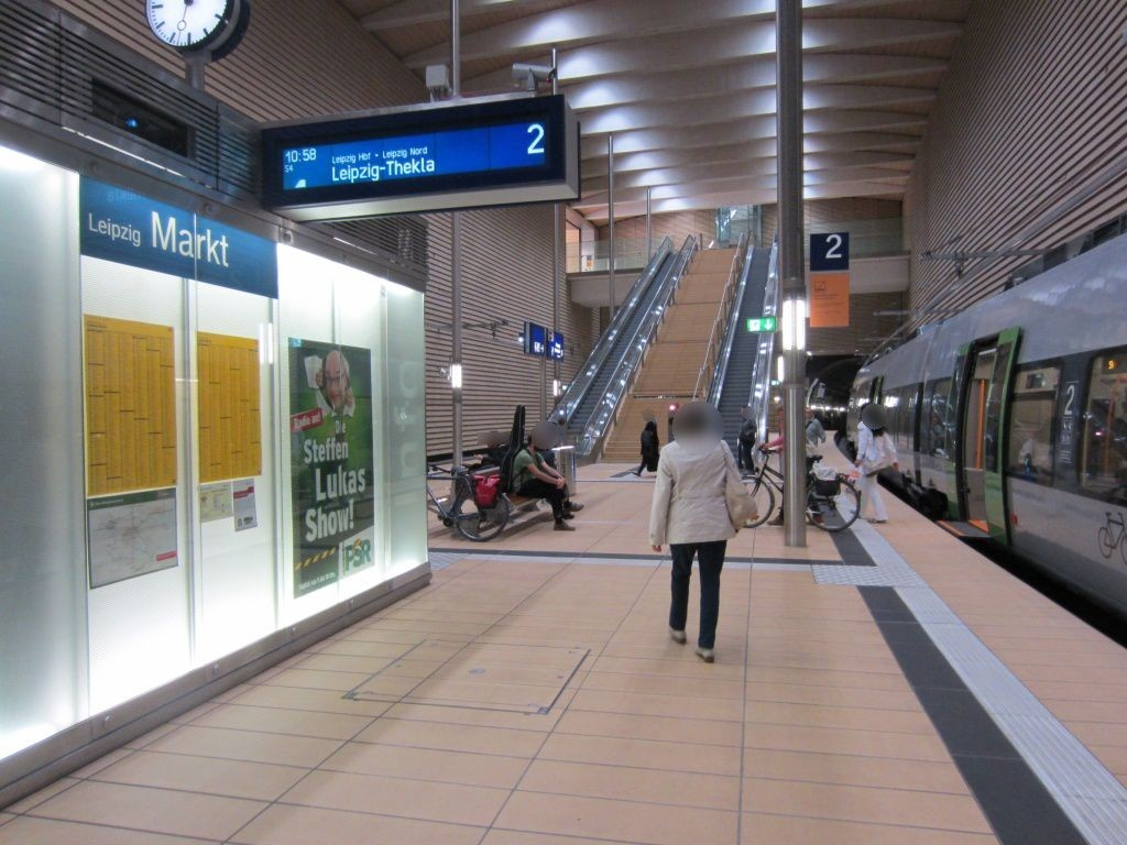 City-Tunnel/Markt/Station/in Infowand/BST 2