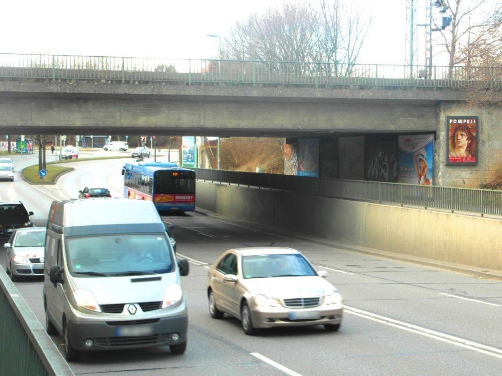 Baumgartnerstr./DB Brücke sew. re.