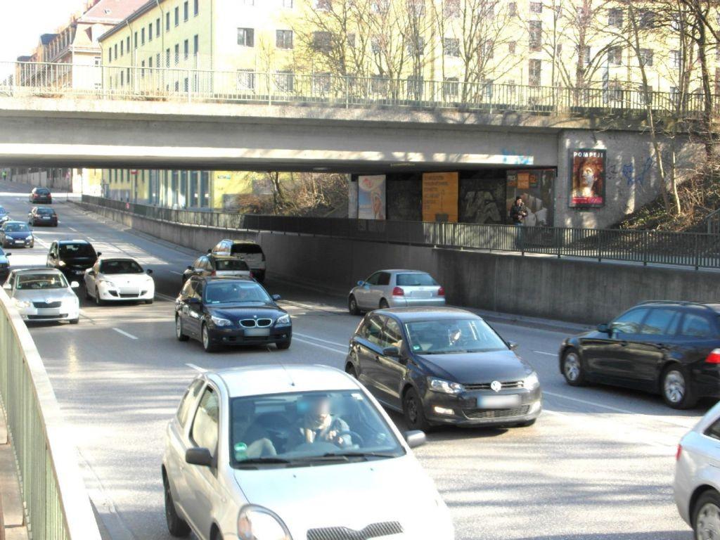 Baumgartnerstr./DB Brücke saw. re.