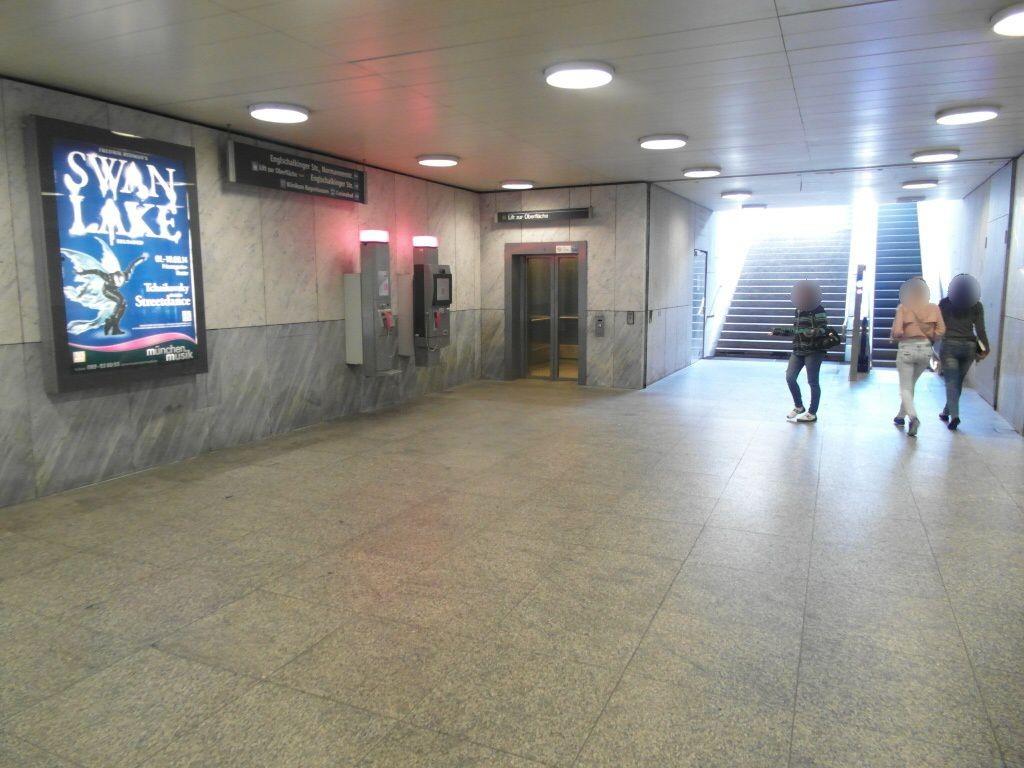 Arabellapark/Ostkopf Ag Normannenstr. nh Lift