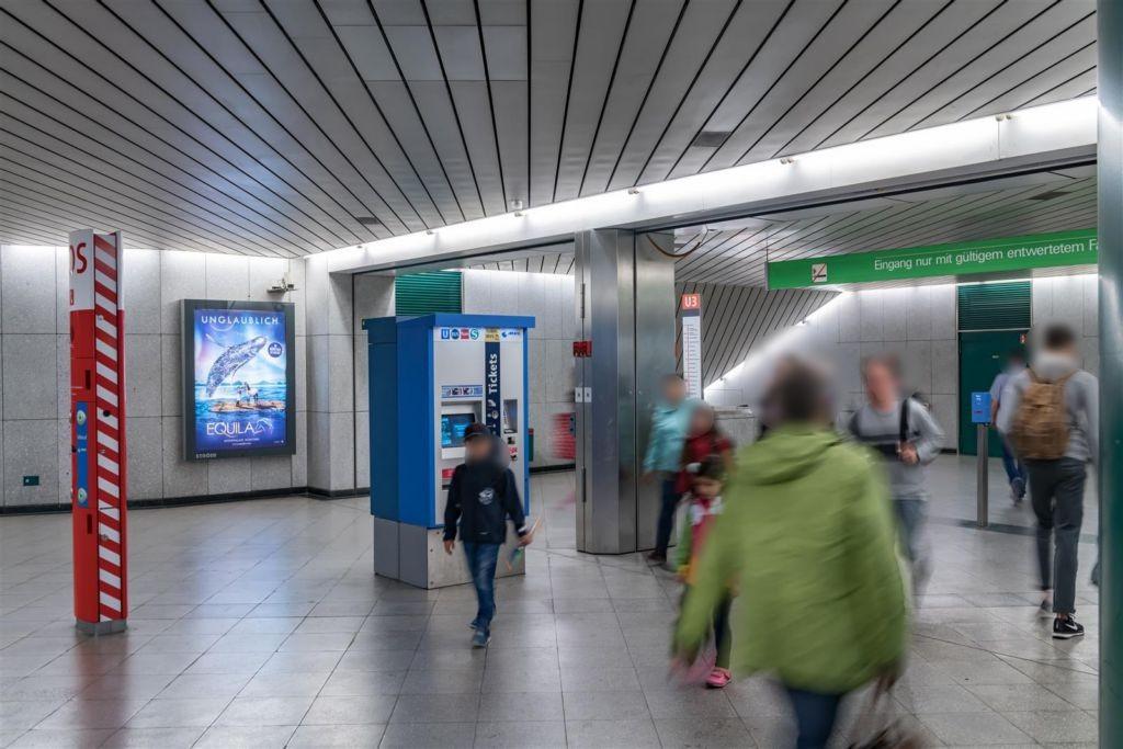 Forstenrieder Allee Ostkopf geg AG Züricher Str.