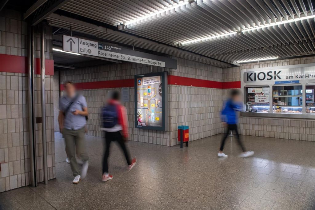 Karl-Preis-Platz Ostkopf AG St. Martin Str.