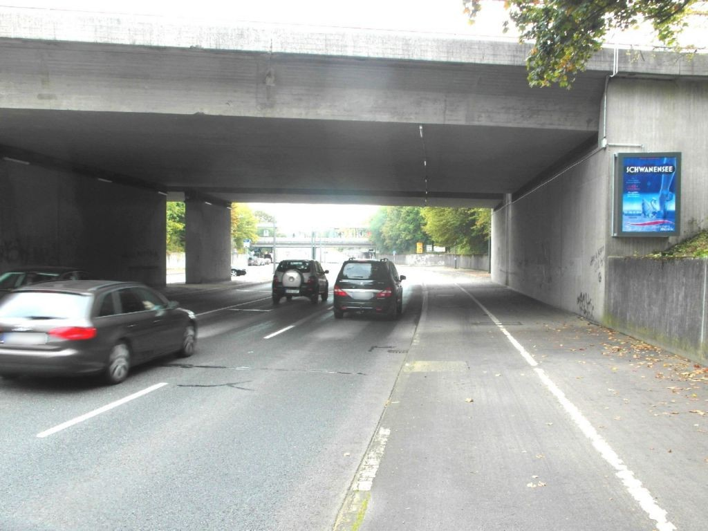 Bergsonstr. DB Brücke sew. re.