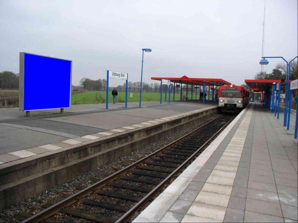 AKN-Bf Ulzburg-Süd/Bahnsteig Rg Ka