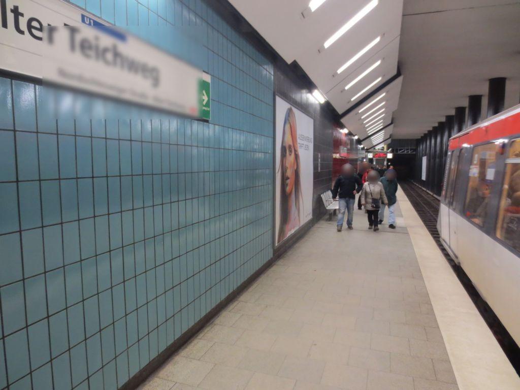 U-Bf Alter Teichweg Bstg., Gl. 2 4.Sto.