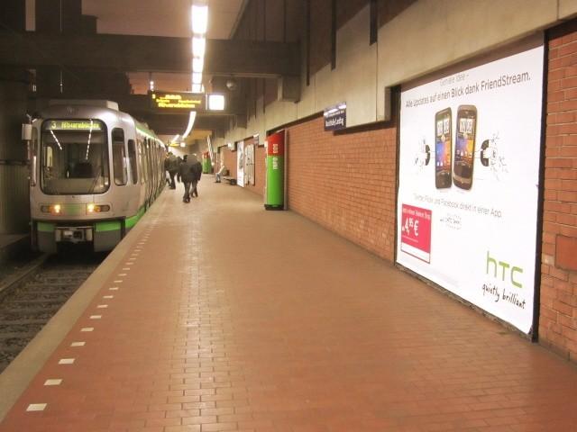 U-Bf. Markthalle/Landtag/Tf. 3 sew.