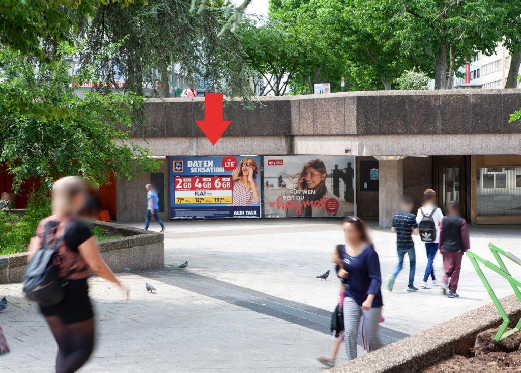 HST Ebertplatz/Ausg. Eigelstein 2.Sto.