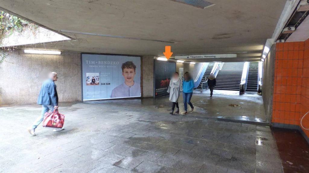 HST Ebertplatz/Ausg. Eigelstein 3.Sto.