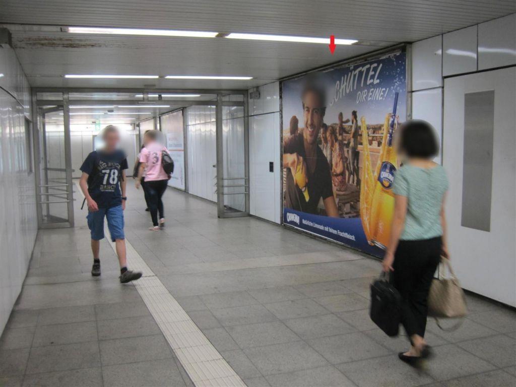 Hauptwache/D-Ebene/Ausg. Hauptwache/Durchg. S-Bahn
