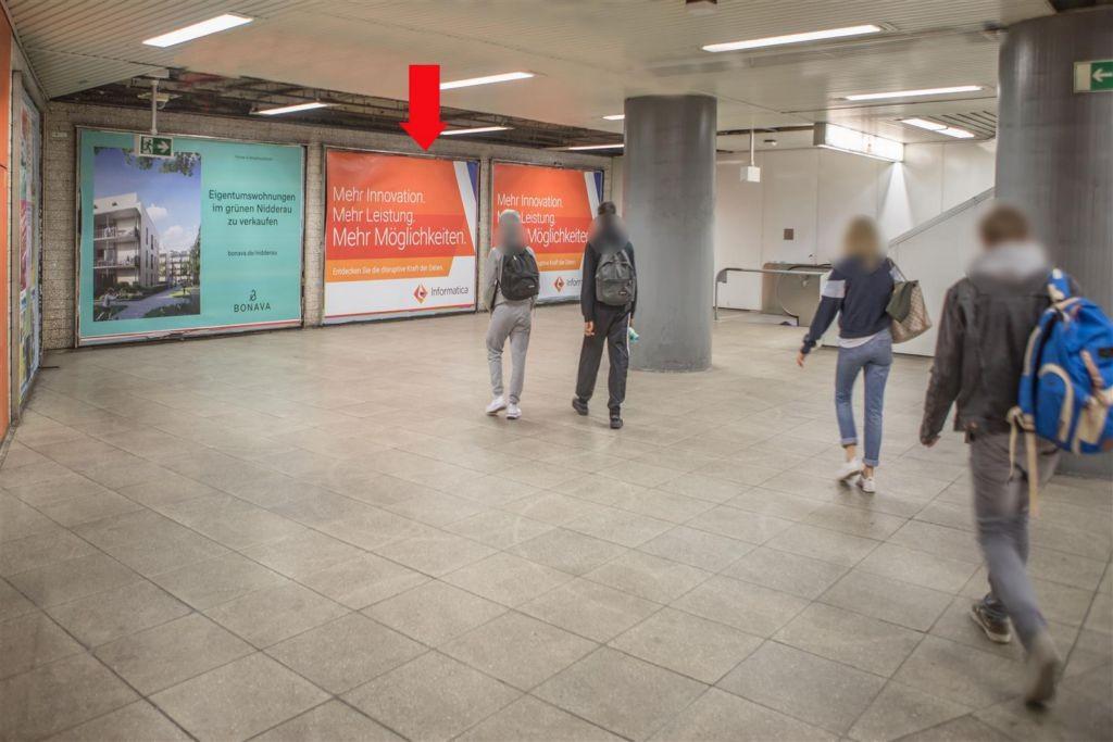 Willy-Brandt-Platz/Ebene D Ri. Hbf. Aufg.