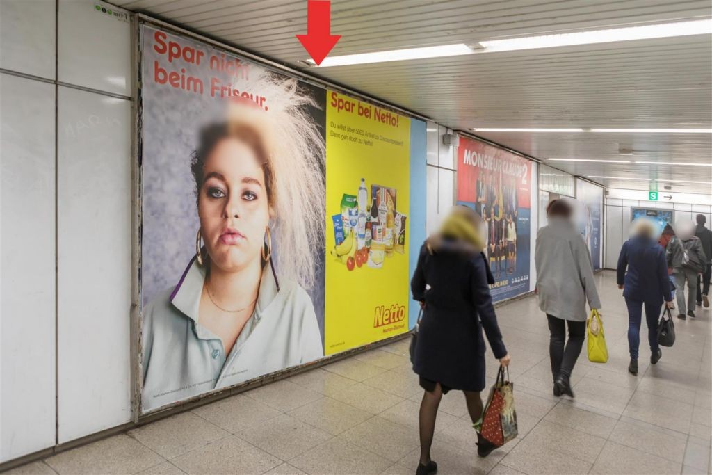 Hauptwache/D-Ebene/Durchg. S-Bahnbereich