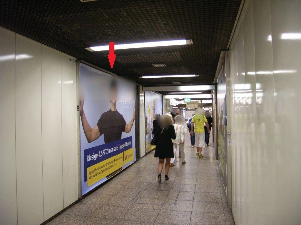 Hauptwache/B-Ebene/NS/Durchg. U6/U7