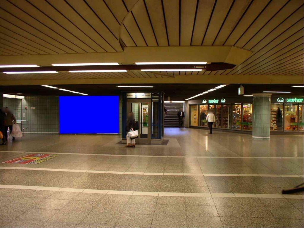 Hauptwache/B-Ebene/NS/Aufg. Gr. Eschenheimer Str.