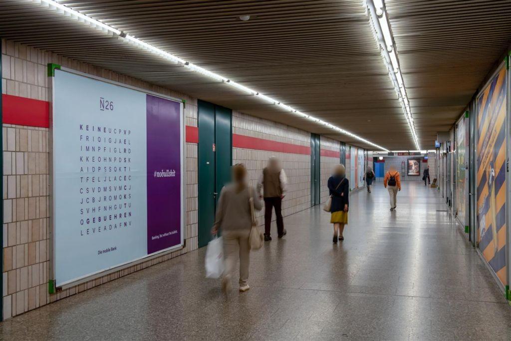 Innsbrucker Ring/Schalterhalle Ost/Kiosk
