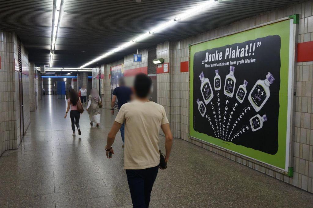 Karl-Preis-Platz/Ostkopf/Durchgang