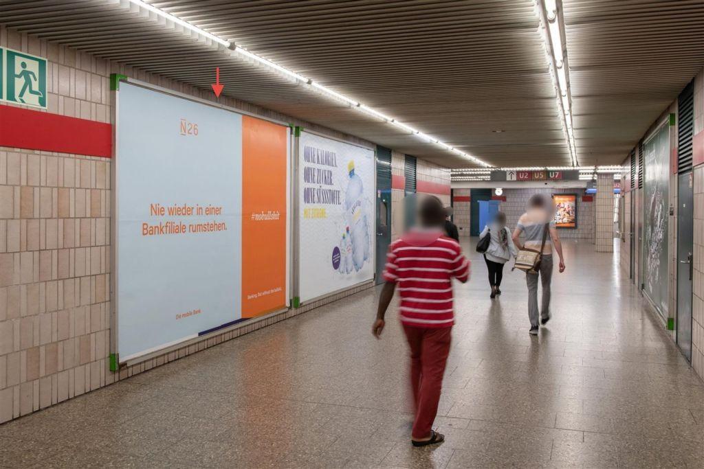 Innsbrucker Ring/Schalterhalle Nh. Kiosk