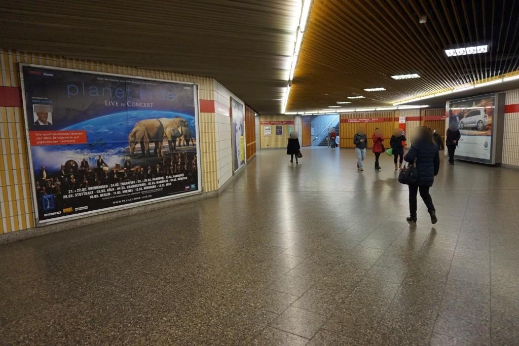 Rotkreuzplatz/Halle Nh. Kiosk