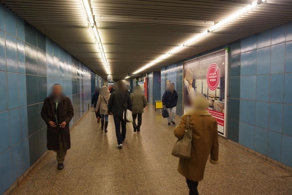 Westendstr./Ostkopf Durchg. U4/U5 li.
