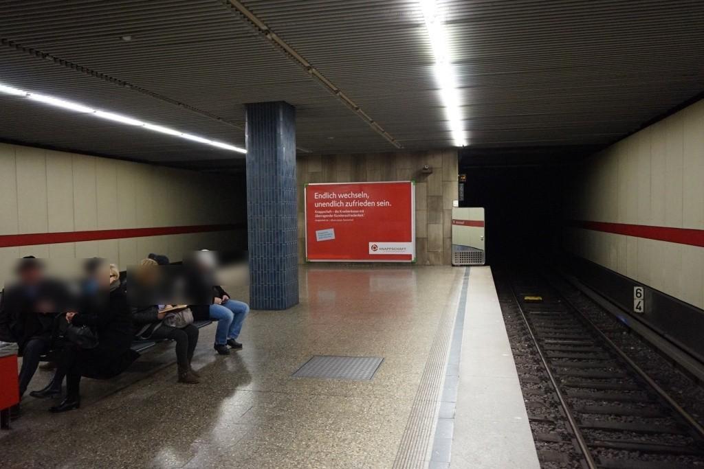 Theresienstr./Bahnsteig Süd