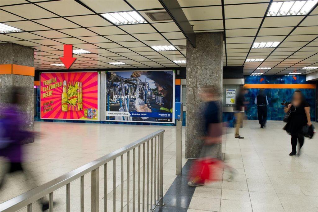 Scheidplatz neb. Aufg. Rolltreppe Gleis 2/4 SS