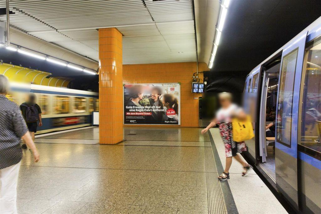 Holzapfelkreuth/Bahnsteig OS
