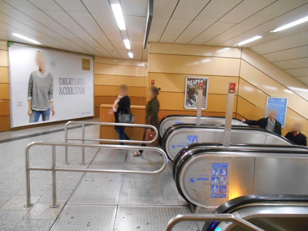 Stachus/Zug. U4/U5/Lift