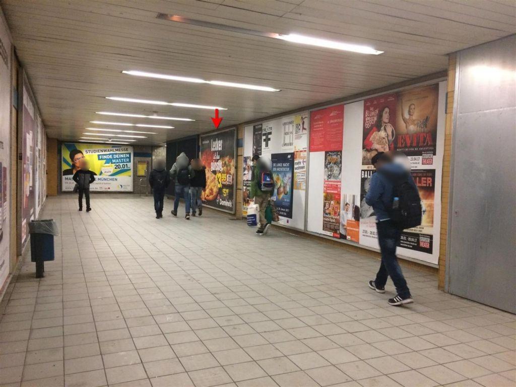 Studentenstadt/Durchg. Grasmeierstr. re.