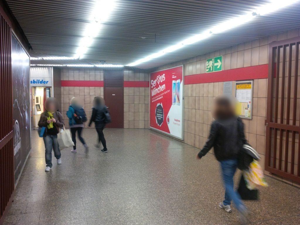 Hohenzollernplatz Nh. Zug. U2/U8