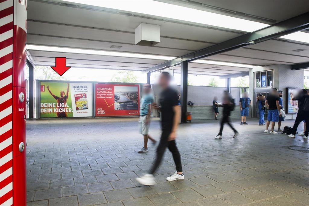 Olympiazentrum/U-Bf /Nord