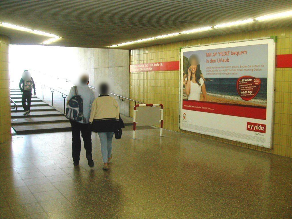 Neuperlach Zentrum Ausg. Thomas-Dehler-Str.
