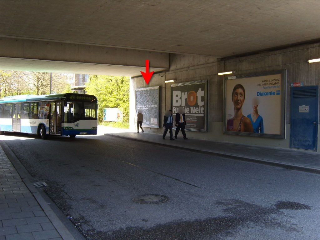 Neuperlach Süd/Bus-Bf West