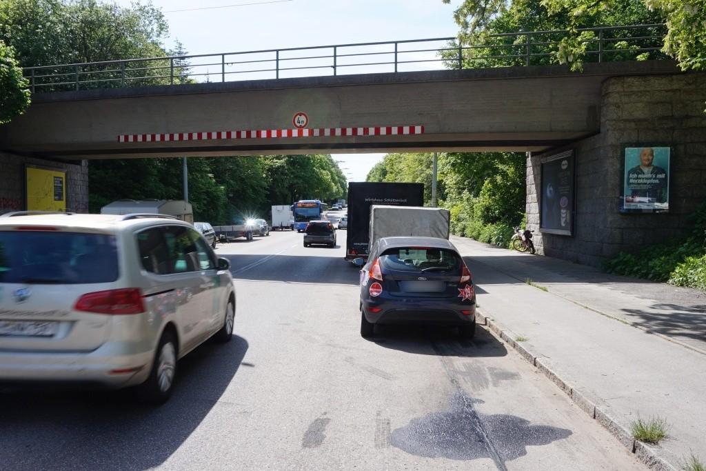 Siemensallee DB Brücke sew. re.