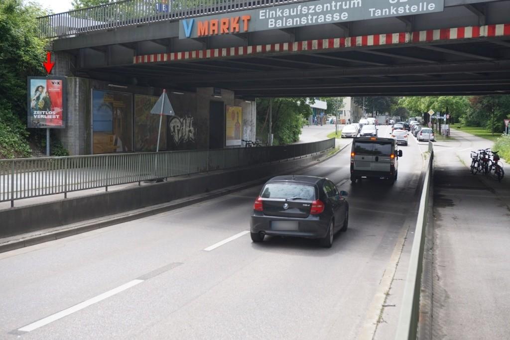 St.-Martin-Str./DB-Brücke sew. li.