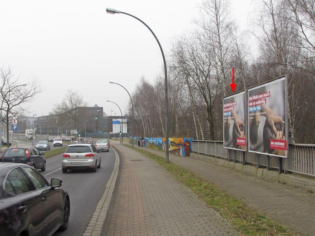 Willy-Brandt-Str./Heckenstr. geg. 42
