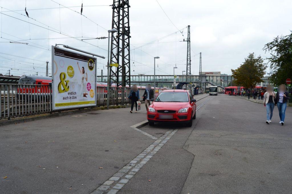 Hbf, Busbahnhof, 2. Sto.