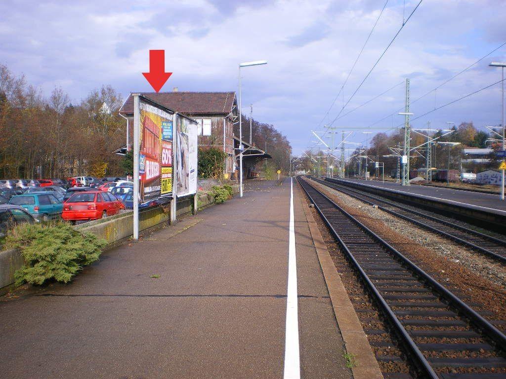 Oberboihinger Str./Bahnsteig