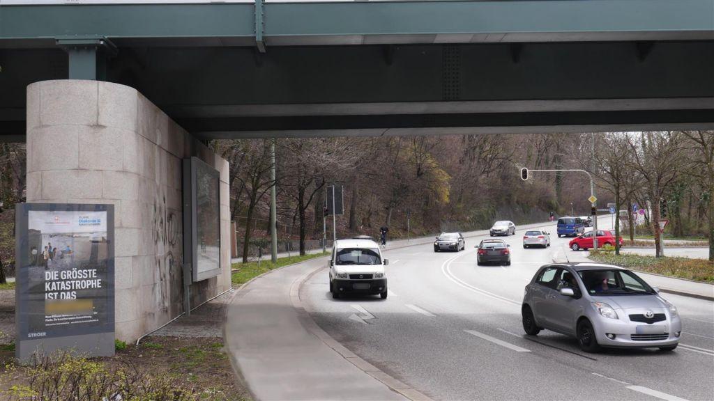 Humboldstr./ Giesinger DB Brücke saw. links
