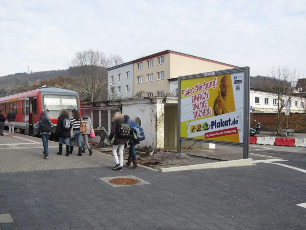 Am Hbf, Bahnhofstr. Vorplatz/RS