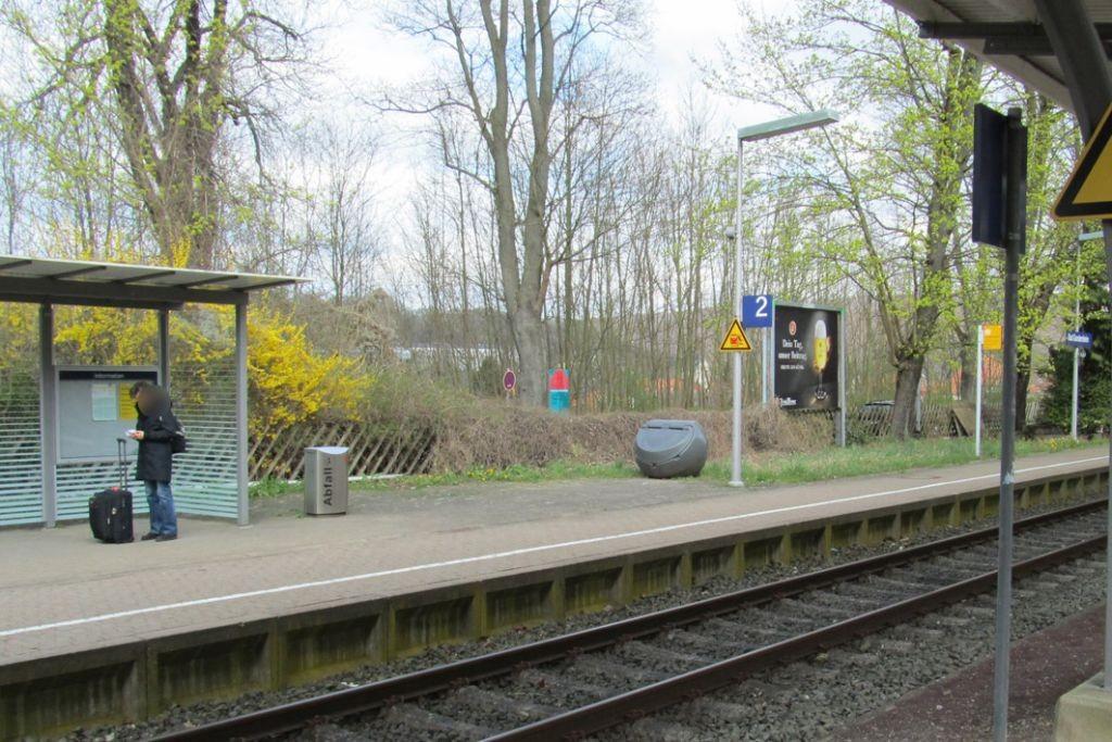 Bahnhofstr./Bstg. 2
