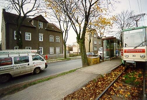 Marienstr./Alt Rüdersdorf/Wendeschleife