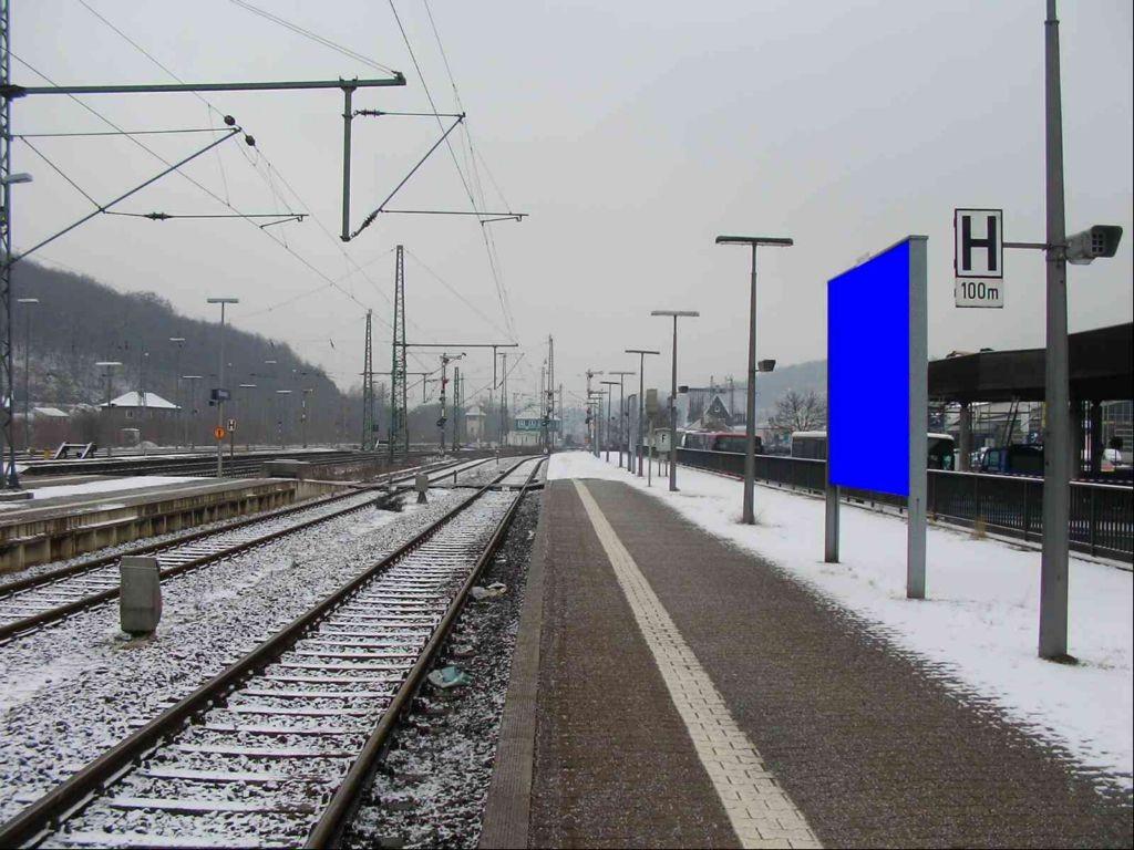Am Güterbahnhof/Omnibusbahnhof mi. SS Bahn
