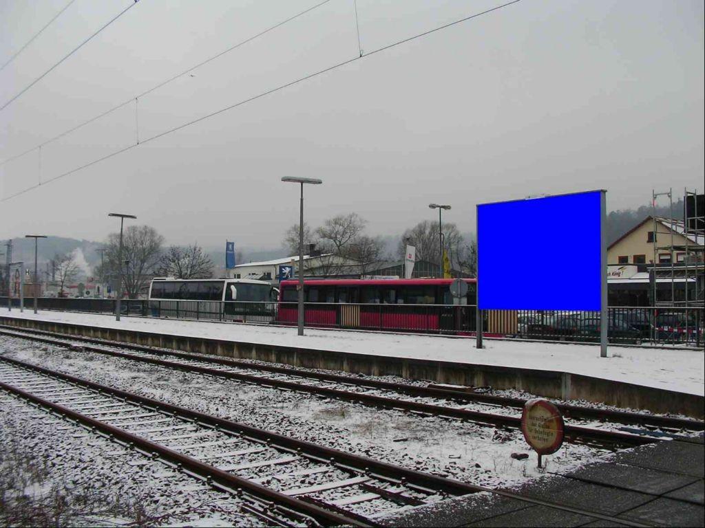 Am Güterbahnhof/Omnibusbahnhof re. SS Bahn