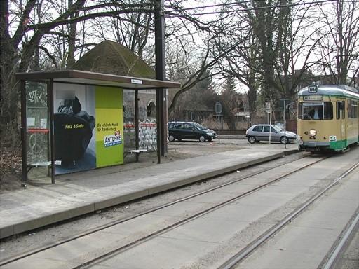 Schillerstr./Schöneicher Str. Si. Gleise