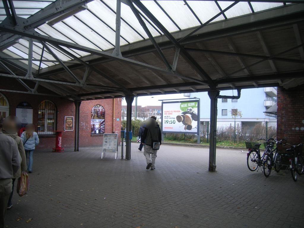 Vegesacker Bahnhofsplatz Eing. Bf(SB)