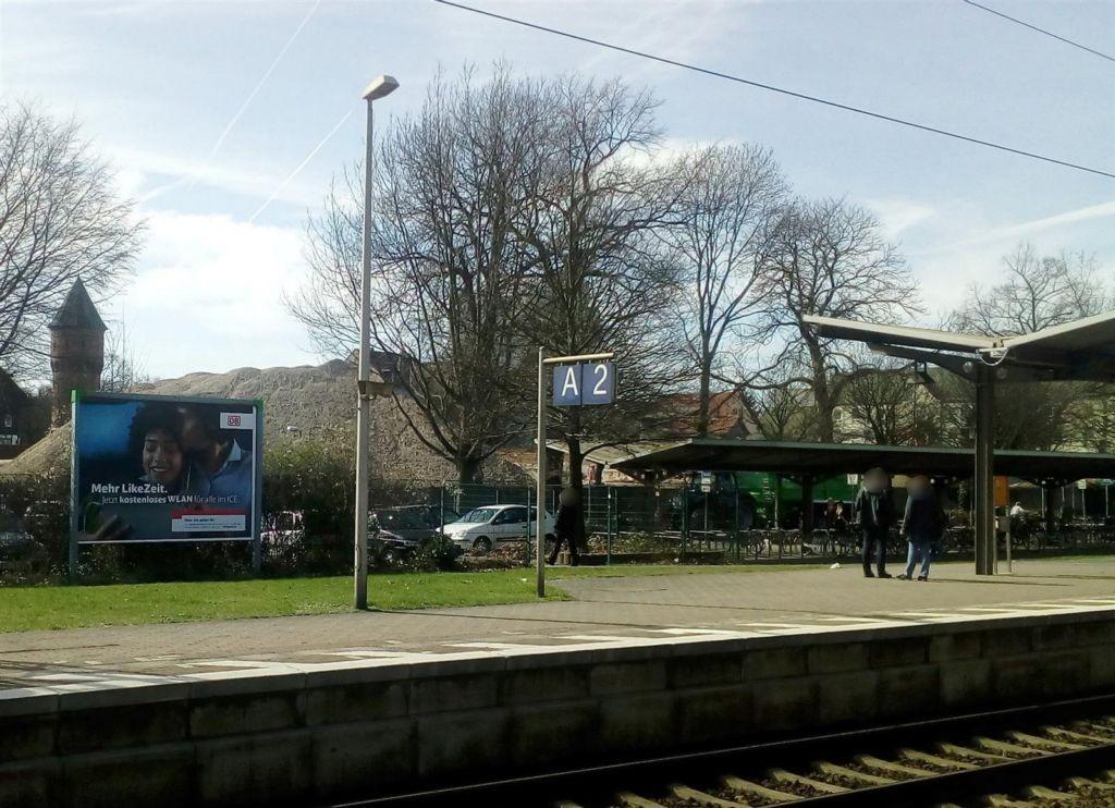 Bf /Bahnsteig